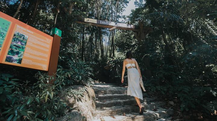 imbiah trail
